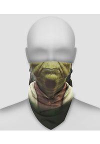 MegaKoszulki - Bandana fullprint Twarz Yody. Wzór: nadruk