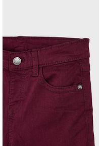 Brązowe jeansy Mayoral
