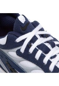 Niebieskie półbuty casual Nike z cholewką, na co dzień