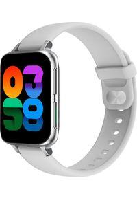 Smartwatch DT NO.1 DT93 Szary (No.1 DT93). Rodzaj zegarka: smartwatch. Kolor: szary
