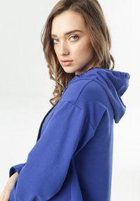 Niebieska tunika Born2be