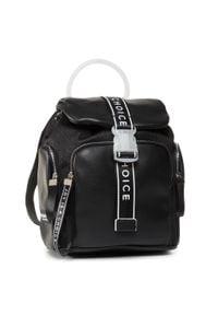 Hispanitas - Plecak HISPANITAS - BV09908 Black. Kolor: czarny. Materiał: materiał, skóra