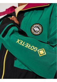 Zielona kurtka sportowa Quiksilver narciarska