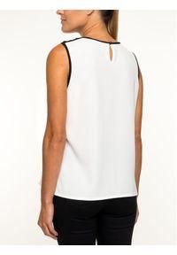 Biały top DKNY
