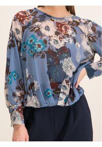 iBlues Bluzka 71161796 Niebieski Regular Fit. Kolor: niebieski #2