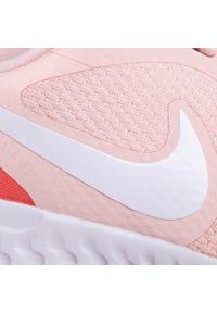Różowe buty do biegania Nike z cholewką, Nike Revolution