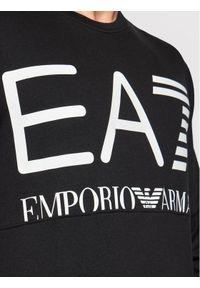 EA7 Emporio Armani Bluza 6KPM68 PJBWZ 1200 Czarny Regular Fit. Kolor: czarny