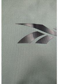 Reebok - Plecak. Kolor: zielony. Materiał: poliester