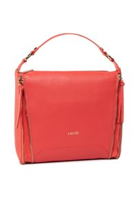 Czerwona torebka klasyczna Liu Jo klasyczna