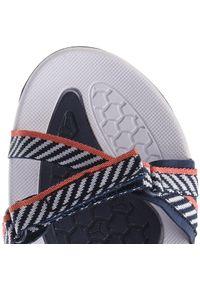 Niebieskie sandały Elbrus