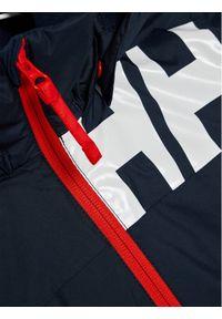 Czerwona kurtka przeciwdeszczowa Helly Hansen
