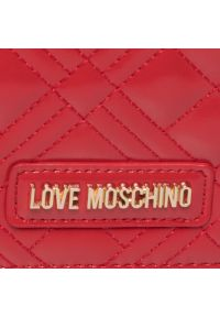Czerwona torebka Love Moschino