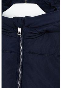 Niebieska kurtka Mayoral z kapturem