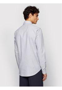 BOSS - Boss Koszula Rod_53E 50448887 Szary Slim Fit. Kolor: szary