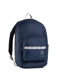 Niebieska torba na laptopa columbia