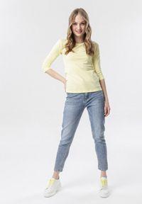 Żółta bluzka Born2be