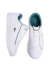Lacoste Sneakersy Carnaby Evo 120 2 Sma 7-39SMA0061082 Biały. Kolor: biały. Model: Lacoste Carnaby Evo