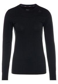 Craft Bielizna termoaktywna górna Fuseknit Comfort 1906592 Czarny Slim Fit