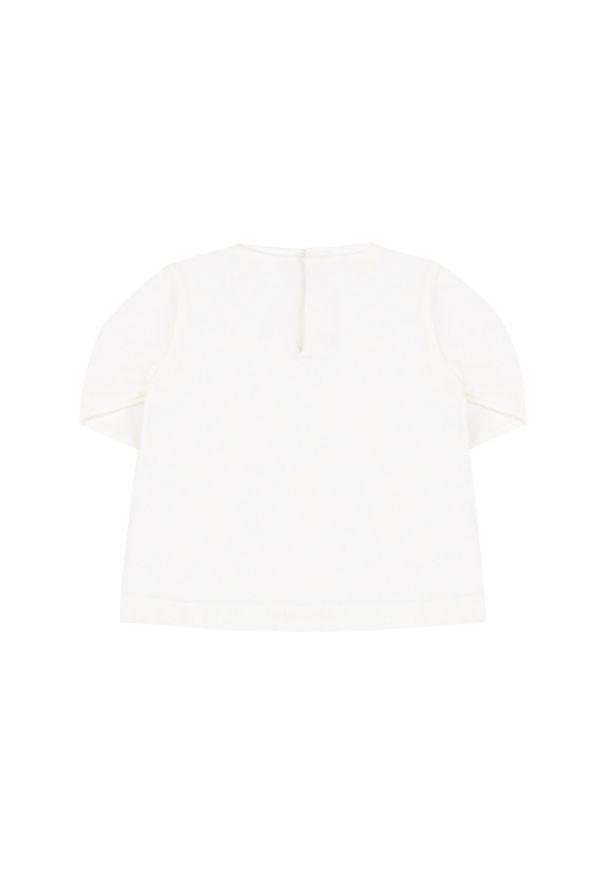 Biała bluzka Mayoral