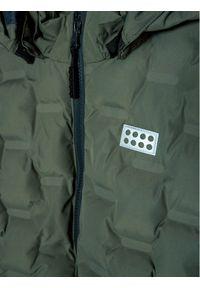 Zielona kurtka sportowa LEGO Wear narciarska #5