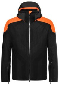 KJUS Kurtka narciarska męska Freelite black orange