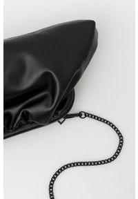Aldo - Torebka. Kolor: czarny. Rodzaj torebki: na ramię