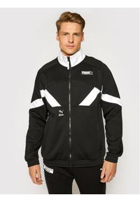 Puma Bluza International 599792 Czarny Regular Fit. Kolor: czarny