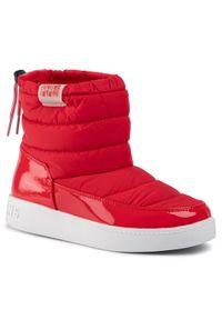 Pepe Jeans Botki Brixton Girl Nylon PGS50149 Czerwony. Kolor: czerwony. Materiał: nylon