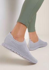 Szare buty sportowe Renee