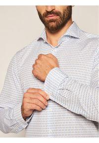 Baldessarini Koszula Henry 10007/000/1000 Niebieski Regular Fit. Kolor: niebieski #6
