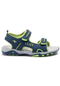 Niebieskie sandały KangaRoos