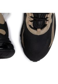 Czarne sneakersy Nike Nike Air Max, z cholewką