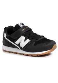 New Balance Sneakersy YV996CPG Czarny. Kolor: czarny. Model: New Balance 996