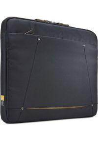 Czarne etui na laptopa CASE LOGIC
