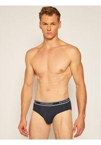 Niebieskie slipy Emporio Armani Underwear