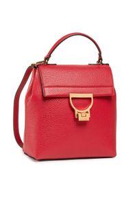 Czerwony plecak Coccinelle