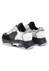 Czarne buty sportowe Bronx z cholewką, na co dzień #7