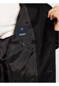 JOOP! - Joop! Płaszcz przejściowy 17 JC-22Mariso 30024053 Czarny Regular Fit. Kolor: czarny. Materiał: wełna #8