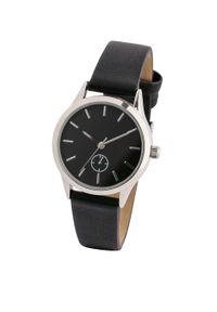 Czarny zegarek bonprix
