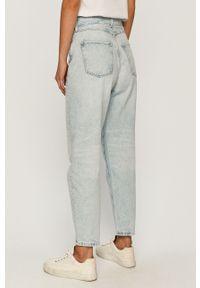 Niebieskie jeansy loose fit TOMMY HILFIGER