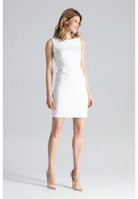 Sukienka na imprezę Figl klasyczna, mini