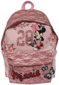 Różowy plecak Eurocom