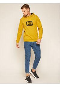 Żółta bluza Helly Hansen