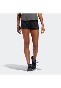 Adidas - Spodenki fitness cardio damskie. Materiał: materiał, poliester. Technologia: ClimaLite (Adidas). Sport: fitness