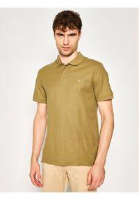 Zielona koszulka polo Calvin Klein polo