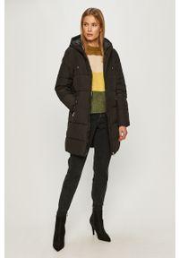 Czarne jeansy loose fit Vero Moda z podwyższonym stanem #5