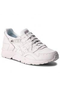 Białe buty sportowe Asics Asics Gel Lyte, z cholewką