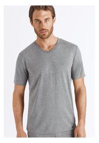 Hanro T-Shirt Casuals 5035 Szary Regular Fit. Kolor: szary