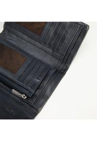 Wittchen - Damski portfel ze skóry prosty. Materiał: skóra. Wzór: gładki #5