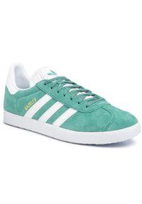 Zielone sneakersy Adidas